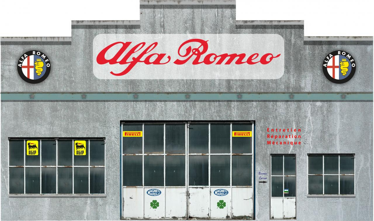 Alfa romeo giulia 2016 page 14 forum de l 39 automobile for Garage alfa romeo paris