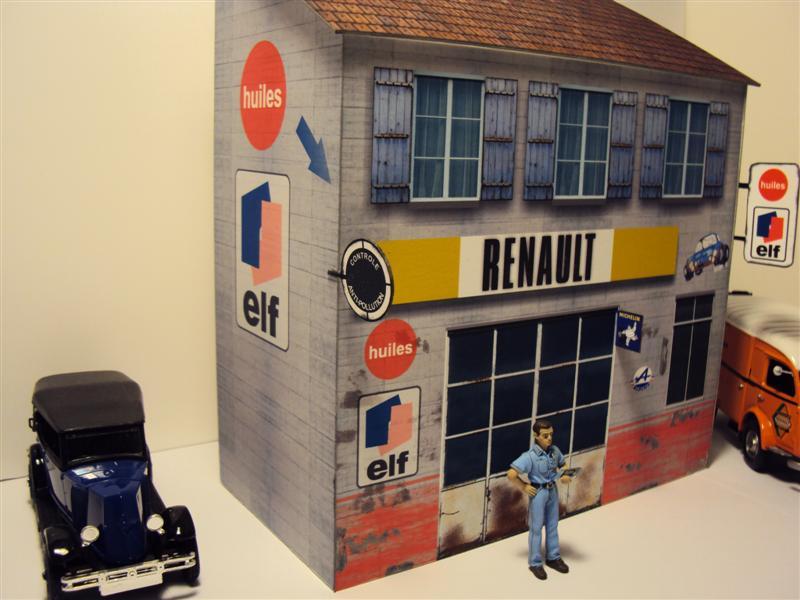 Garage alpine renault for Garage renault morsang sur orge