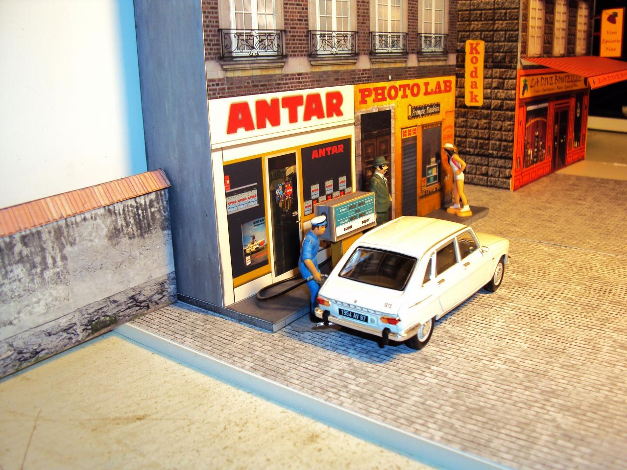 Station service urbaine antar for Garage renault morsang sur orge